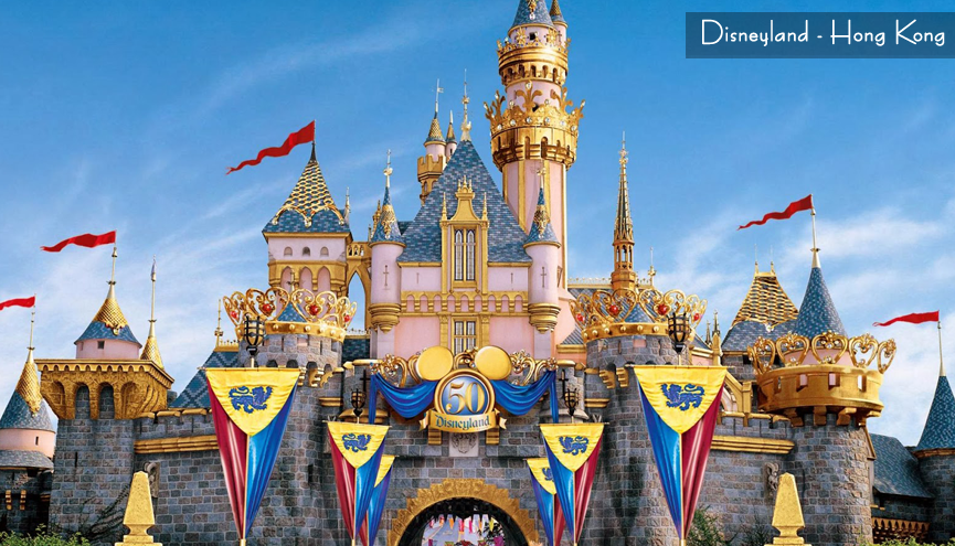 HONG KONG – SHENZHEN – MACAU with DISNEY SAVER PLUS 05H  2017: 23 & 24 MAY BY: GARUDA INDONESIA