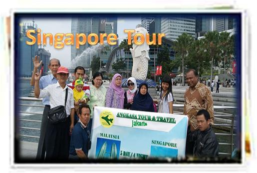 singapore full day tour
