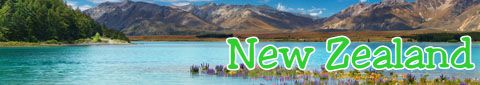 PAKET TOUR NEW ZEALAND 2020  |  PT. ANGKASA TOUR & TRAVEL