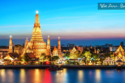 ABITG BANGKOK – PATTAYA – PHUKET with JAMES BONDISLANDSTAR PROMO 07H  2018 : 24 DEC BY: THAI AIRWAYS