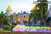 ABETG BANGKOK – PATTAYA with DREAM WORLD  STAR PROMO 05H  25 DEC 2017 BY: Thai Airways