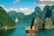 AVEVN MONO VIETNAM WITH HALONG BAY CRUISE STAR 07H 2017 : JUN 20, 21, 24 & 25 BY: VIETNAM AIRLINES