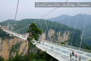CJ1SQ JIUZHAIGOU ZHANGJIAJIE with GRAND CANYON SKY BRIDGE SAVER 09H/07M 2017 : 13, 20 & 27 OCT BY : SINGAPORE AIRLINES