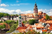 EEAQR CLASSIC EAST EUROPE with AUSCHWITZ &  CESKY KRUMLOV 14H  16 DEC 2016 BY: QATAR AIRWAYS