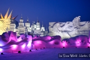 CVDCA - HARBIN SNOW FESTIVAL plus CHANGBAISHAN 10H/08M 25 DEC 2016 BY AIR CHINA