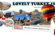 T R O Y OF S A V E R 10H  2014 FEB : 12, 26 / MAR : 05,19,26 / APR : 09,16 MAY 07,14 & 20  BY : TURKISH AIRLINES